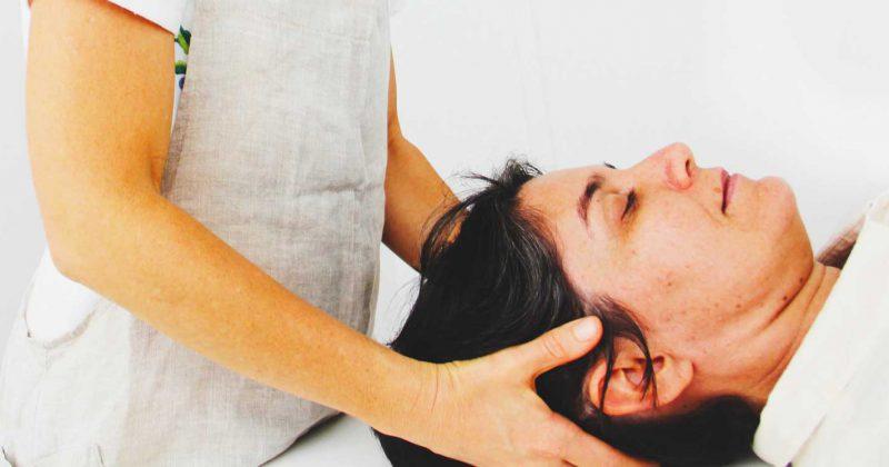 Massage des points Marmas