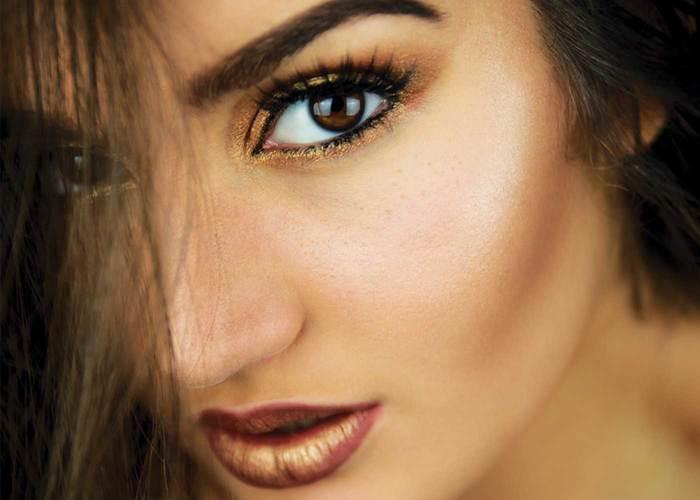 La beauté de votre regard.