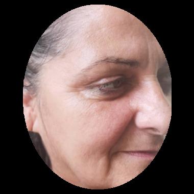 Modèle, massage Kobido 2